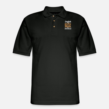Mathematics English Is Important But Math Is Importanter - Men's Pique Polo Shirt