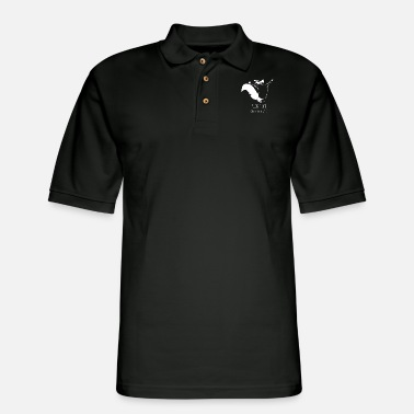 Bestseller Fuck you soooo much! squirrel - Men's Pique Polo Shirt