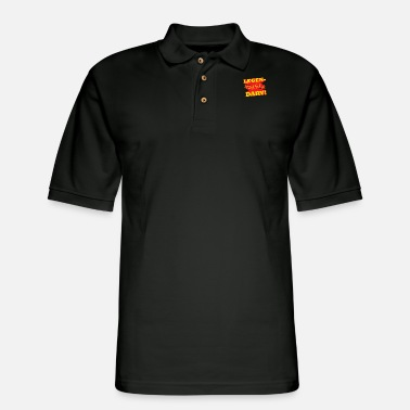 Legendary Legendary - Men's Pique Polo Shirt