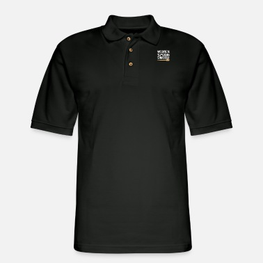 Wooden Spoon Survivor - Men's Pique Polo Shirt