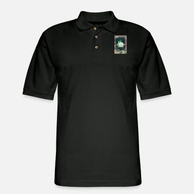 Science underwater - Men's Pique Polo Shirt