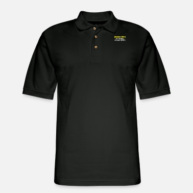 Motto engineers motto - Men's Pique Polo Shirt