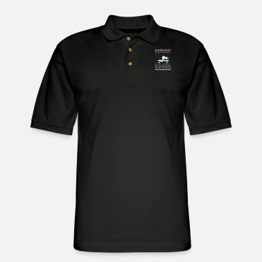 Michael Clifford Ford lovers - Merry Christmas - Men's Pique Polo Shirt