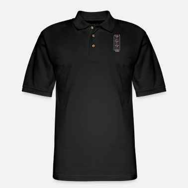Hilarious Im Like a Train Fast Great and Unstoppable - Men's Pique Polo Shirt