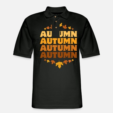 Autumn Autumn Autumn Autumn Autumn Summer gift - Men's Pique Polo Shirt