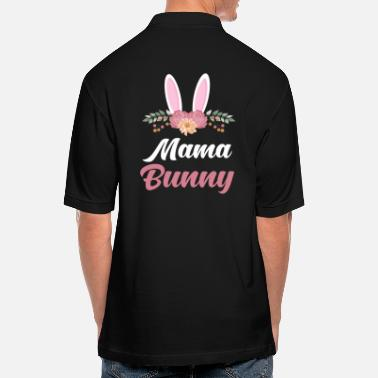 Easter Bunny Easter Bunny Easter Bunny Mom - Men's Pique Polo Shirt