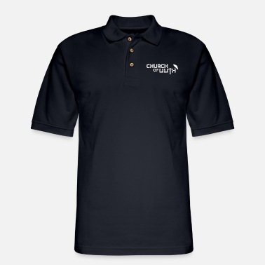 Church of Lilith merch - Men's Pique Polo Shirt