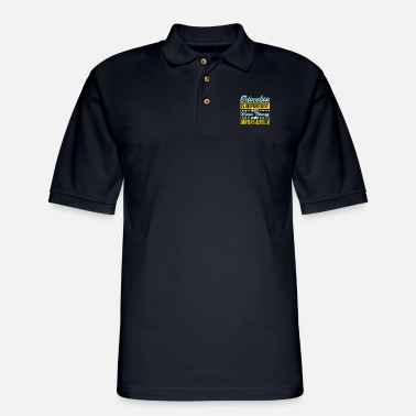 Game Video Gaming - Men's Pique Polo Shirt