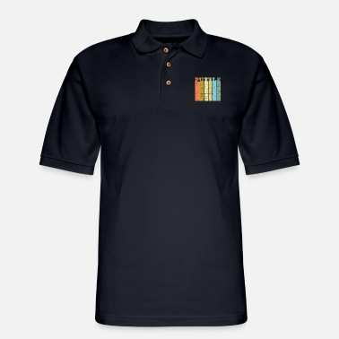 Puzzle Puzzle Puzzle - Men's Pique Polo Shirt