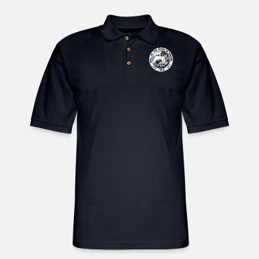 Seal Indiana - Men's Pique Polo Shirt