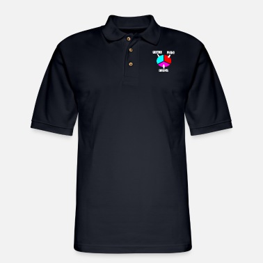 Instrument musical instrument - Men's Pique Polo Shirt