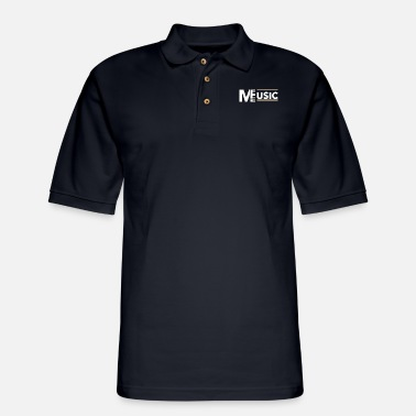 classical music piano guitar jazz gift orchestra - Men's Pique Polo Shirt