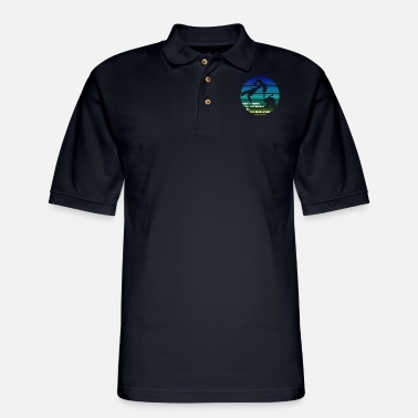 Movement Parkour Be the Movement - Men's Pique Polo Shirt