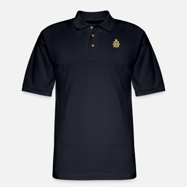 Bug BUG - Men's Pique Polo Shirt