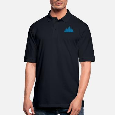 Noise Noise - Men's Pique Polo Shirt