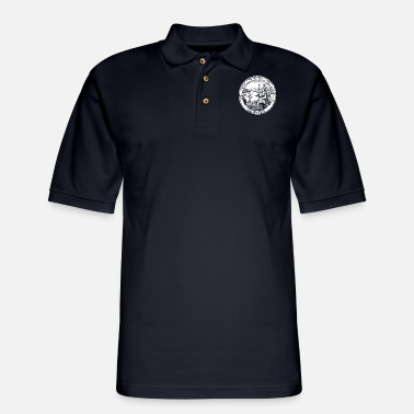Seal California - Men's Pique Polo Shirt