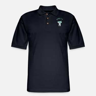 Mummy Mummy - Mummy To Be Halloween - Men's Pique Polo Shirt