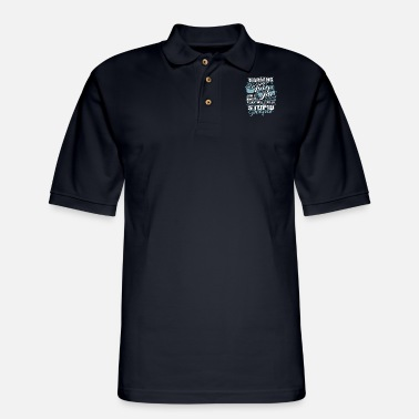 warning this july girlfriend friend - Men's Pique Polo Shirt