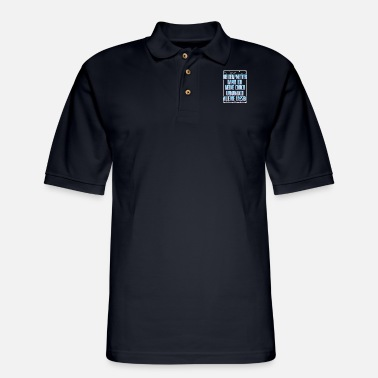 Weather In This Weather - Men's Pique Polo Shirt