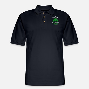 Protection Environment Environmental protection CO2 Environme - Men's Pique Polo Shirt