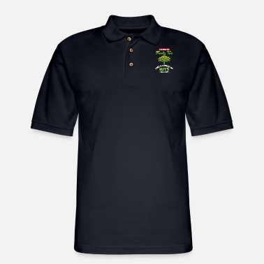 Funny Family Family tree - funny family saying - Men's Pique Polo Shirt