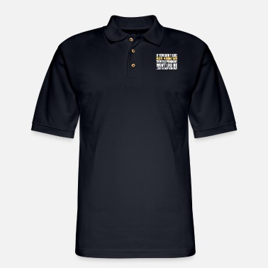 Hooked Groom if you dont like rub hooking then you probably won - Men's Pique Polo Shirt