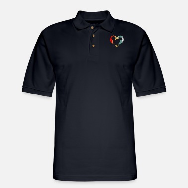 Rodent Squirrel Rodent - Men's Pique Polo Shirt