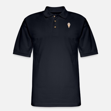 Ice Ice cream - Men's Pique Polo Shirt