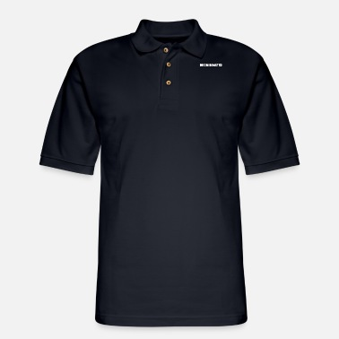 Roast Boom Roasted - Men's Pique Polo Shirt