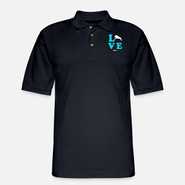 Mammal Mammal - Men's Pique Polo Shirt