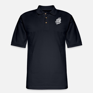 Painting Paint Painter Painting - Men's Pique Polo Shirt