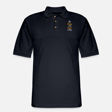 Love You My Kishu Is The Goodest Of Boys Dog - Men's Pique Polo Shirt