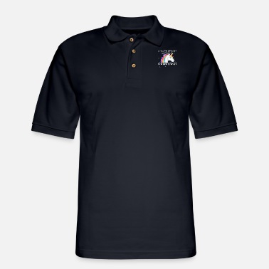 Born In Born to Be - Men's Pique Polo Shirt