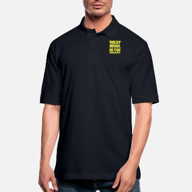 Best Nana Eve Nana - The best nana in the galaxy awesome tee - Men's Pique Polo Shirt