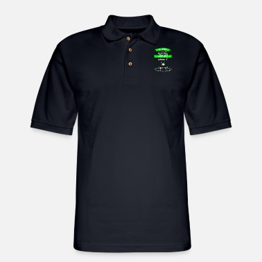 Vegan vegan - ask my about my protein - Men's Pique Polo Shirt