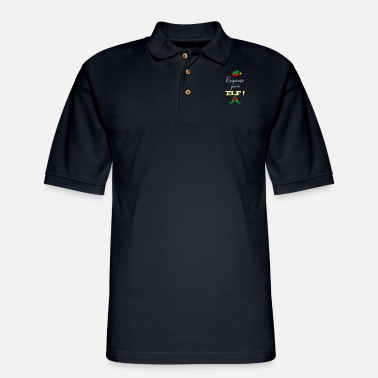 Expression Express your ELF! - Express yourself! - Men's Pique Polo Shirt