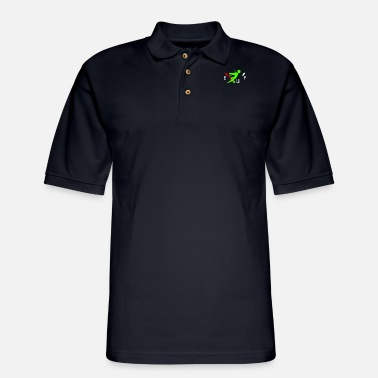 Gas Gas Problems - Men's Pique Polo Shirt