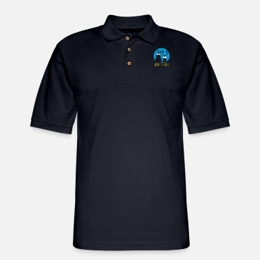 The Tick Cartoon Tick and Arthur - Men's Pique Polo Shirt