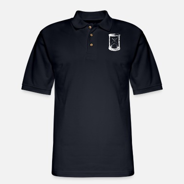 Clock Clock - Men's Pique Polo Shirt