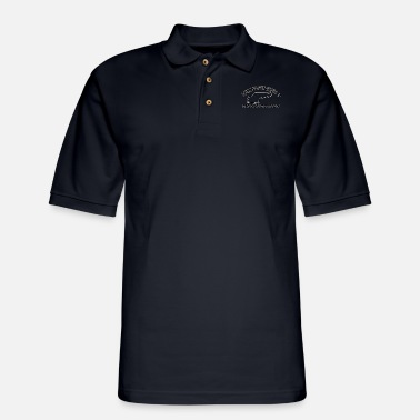 Think your clever ? - Men's Pique Polo Shirt