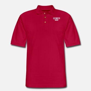 Non Gender is over - Men's Pique Polo Shirt