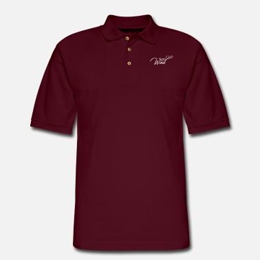 Wind Wind - Men's Pique Polo Shirt