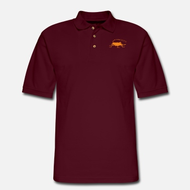 Squat squat squats - Men's Pique Polo Shirt