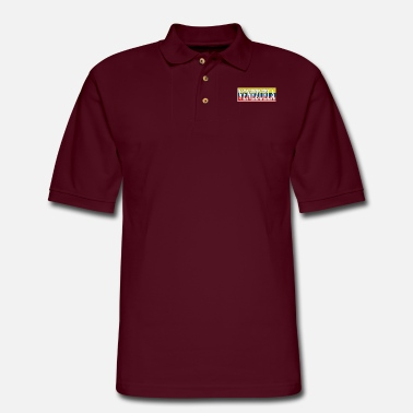 Venezuela - Men's Pique Polo Shirt