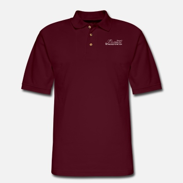 Motor Race Motor Racing - Men's Pique Polo Shirt
