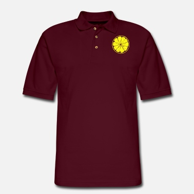 Lemon lemon - Men's Pique Polo Shirt