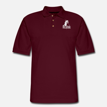 Can't Be Broke If You're Always Hustling - Men's Pique Polo Shirt