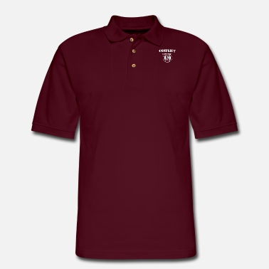 Conflict Conflict - Men's Pique Polo Shirt