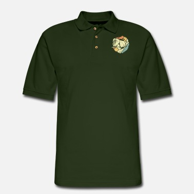 Seal-animal Walrus Seal animal - Men's Pique Polo Shirt