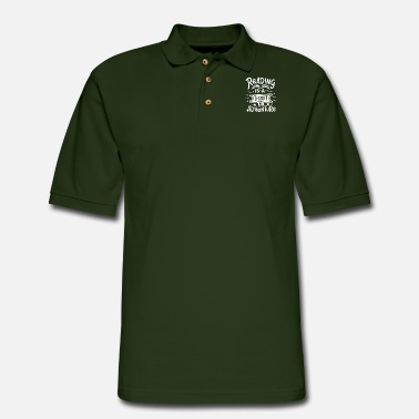 Read Reading Reading Reading - Men's Pique Polo Shirt
